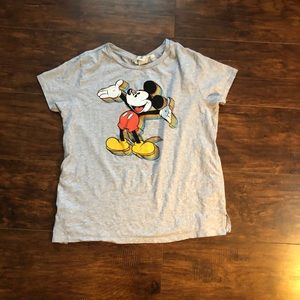 Disney Rainbow Mickey T Shirt